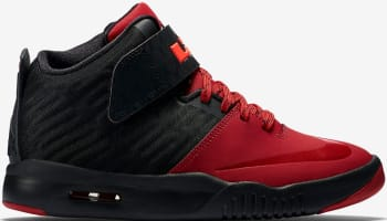 Nike LeBron Akronite GS Black/Red
