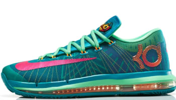 Nike KD VI Elite Turbo Green/Vivid Pink-Night Shade