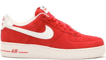 Nike Air Force 1 Low University Red/Sail
