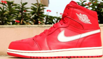 Air Jordan 1 Retro High OG Gym Red/Sail