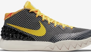 Nike Kyrie 1 LMTD Black/Tour Yellow-Sail-Light Bone