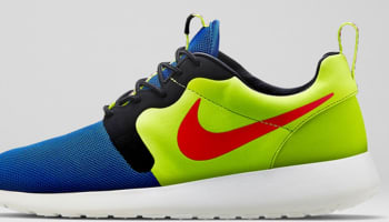 Nike Roshe Run HYP Premium Game Royal/Hyper Punch-Volt-Ivory