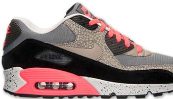 Nike Air Max '90 Premium Cool Grey/Bamboo-Black-Medium Ash