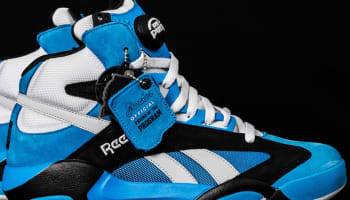 Reebok Shaq Attaq Azure/Black-White