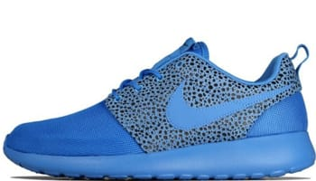 Nike Roshe Run Premium Blitz Blue/Black