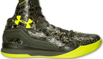 Under Armour Micro G Clutchfit Drive Matte Green/Hvt-Yellow