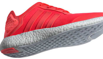 adidas Pure Boost Infrared/Infrared-Clear Grey