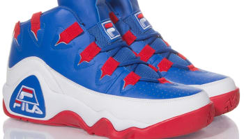 Fila 95 Royal Blue/White-Fila Red