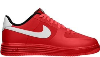 Nike Lunar Force 1 Low NS University Red/White