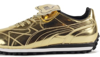 Puma Avanti Metallic Gold/Black