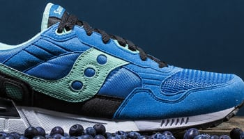 Saucony Shadow 5000 Bright Blue/Black