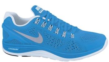 Nike Lunarglide+ 4 Women's Blue Glow/Reflective Silver-Blue Tint