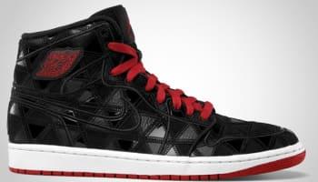 Air Jordan 1 Retro J2K High Black/Varsity Red-White