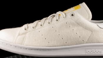 adidas Originals Stan Smith White/Yellow