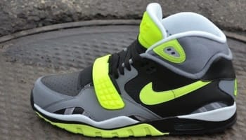 Nike Air Trainer SC II Black/Volt-Cool Grey-Pure Platinum