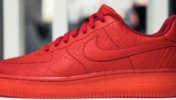 Nike Air Force 1 Low Women's University Red/University Red