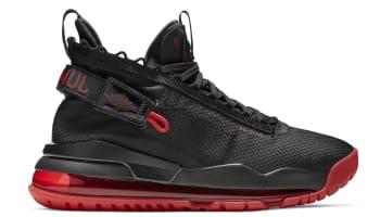 76de8a400 Jordan Proto-Max 720 Black Gym Red