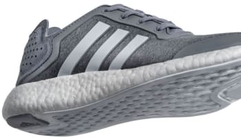 adidas Pure Boost Women's Clear Grey/White-Clear Grey