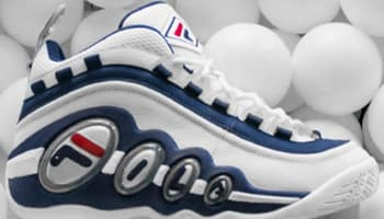 Fila Bubbles White/Navy-Red