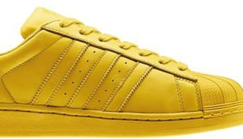 adidas Superstar Tribe Yellow/Tribe Yellow-Tribe Yellow