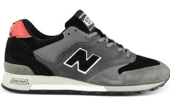 New Balance 577 Dark Grey/Black