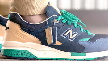 New Balance 1600 Dark Denim/Teal-Beige