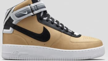 Nike Air Force 1 Mid Supreme RT Vachetta Tan/Back