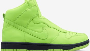 Nike Dunk Lux High SP Women's Volt/Obsidian-Volt