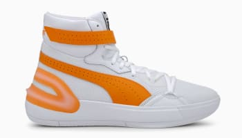 The Trevor Project x Puma Sky Modern Puma White-Orange Popsicle