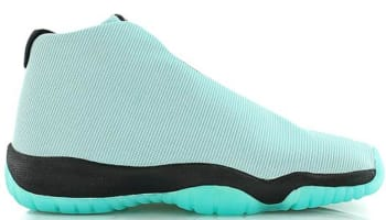 Jordan Future Girls Bleached Turquoise/Black