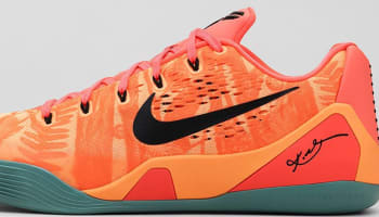 Nike Kobe 9 EM Peach Cream/Bright Mango-Cannon-Medium Mint