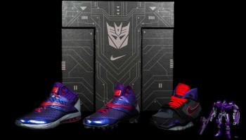 Nike CJ81 Megatron Rises Pack Multi-Color/Multi-Color