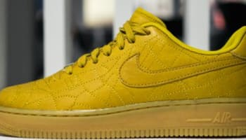 Nike Air Force 1 Low Women's Dark Citron/Dark Citron
