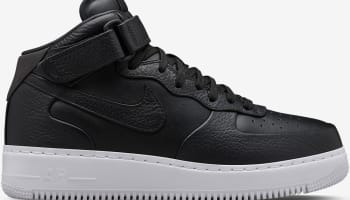 Nike Air Force 1 Mid SP Black/White-Black
