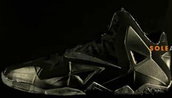 Nike LeBron 11 Black/Multi-Color-Anthracite