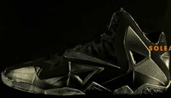 Nike LeBron 11 Black/Multi-Color-Anthracite