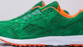 Reebok Inferno Green/Orange-White
