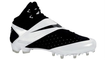 Nike CJ81 Elite TD Cleat White/Black