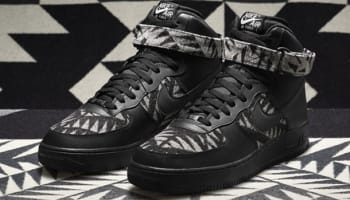 Nike Air Force 1 High PWM N7 Black/Black-Summit White