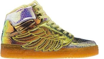 adidas JS Wings Metallic Gold/Metallic Gold