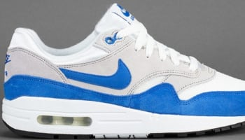 Nike Air Max 1 SP White/Soar-Neutral Grey