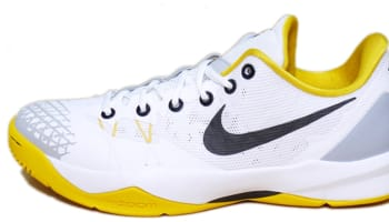 Nike Zoom Kobe Venomenon 4 White/Black-University Gold-Wolf Grey
