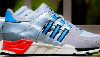 adidas Originals EQT Running Support '93 Silver/Blue-Red