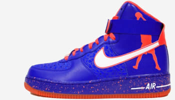 Nike Air Force 1 High CMFT Premium Sheed Knicks Royal