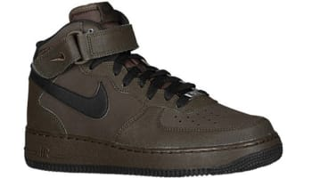 Nike Air Force 1 Mid Legion Brown/Black