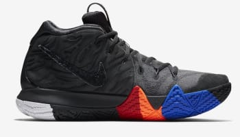Nike Kyrie 4 Anthracite/Black