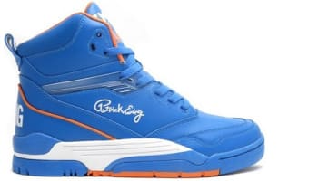 Ewing Athletics Ewing Center Hi Photo Blue/White-Orange