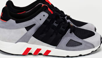 adidas Consortium EQT Guidance '93 Grey/Black-Red