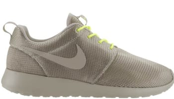 Nike Roshe Run Classic Stone/Volt