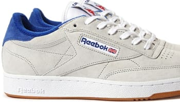 Concepts x Reebok Club C Grey/Royal